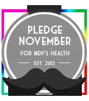 Pledge November